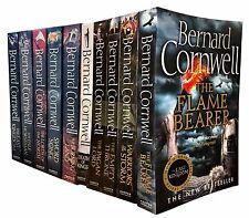 The Last Kingdom Series Bernard Cornwell 10 Books Collection Set Flame Bearer
