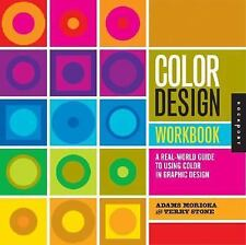 Color Design Workbook: A Real-World Guide to Using Color in Graphic De-ExLibrary
