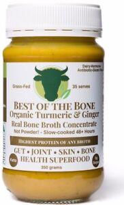 ON SALE * Organic TurmericBest of the Bone - bone broth conc. 390gr