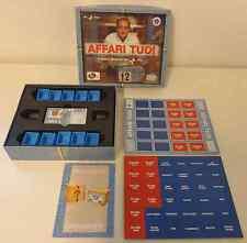 Gioco in Scatola Vintage Board Game Italiano 2004 eg AFFARI TUOI Paolo Bonolis