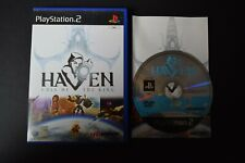 Haven Call Of The King Good Condition Manual Included PlayStation PS2 UK PAL