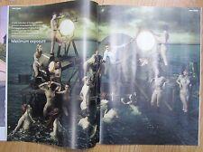 Annie Leibovitz Spectrum Feature - Sunday Times Magazine – 30 March 2014