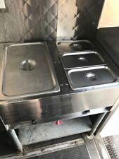 2012 22' Isuzu Reach Food Truck with 2018 Kitchen Build-Out for Sale in Massachu