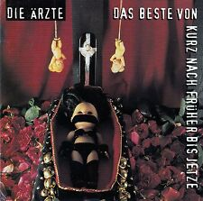 DIE ÄRZTE : DAS BESTE VON KURZ NACH FRÜHER BIS JETZE / 2 CD-SET