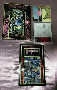 BOX SET COLLECTORS GUIDE TO HAWKWIND Robert Godwin 176 pg Book+ Warrior 1975 CD
