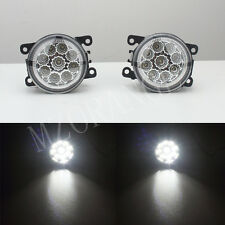 Front Fog Lamps LED Light For NISSAN PATHFINDER R51 2005 2006 2007 2008 2009-14