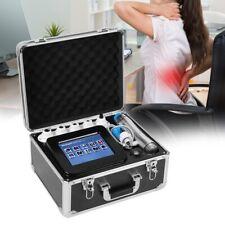ED Physiotherapie Schmerz Relief Schockwellen Stoßwellentherapie Maschine NEU