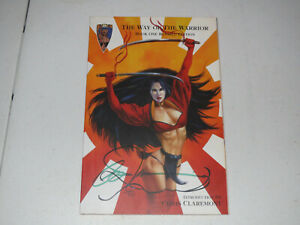 Shi - The Way Of The Warrior: Book #1  > TPB > 1995 Crusade > VF > Autographed