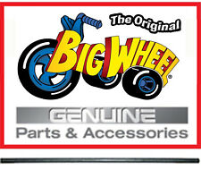 """Replacement Rear Axle for The Original Big Wheel 16"""" Trike"""