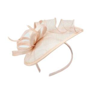 Hatinator Teardrop Fascinator Hat Alice band Wedding Ladies Day Race Royal Ascot