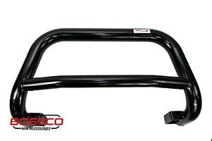 BLACK Nudge Bar suitable for Holden Colorado RG 2012-2020 - FACTORY SECONDS
