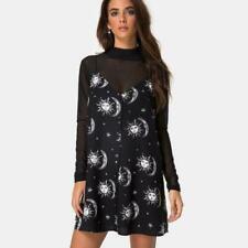 Stars Black Dresses for Women