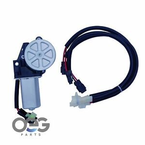 New Power Window Motor For Toyota Land Cruiser 91-97 Front Left & Right, Rear