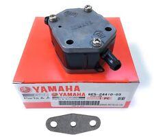 YAMAHA OUTBOARD 6E5-24410-03-00 &650-24431- A0-00 FUEL PUMP AND GASKET