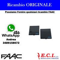 727061 FAAC COPPIA VETRINI FOTOCELLULE INCASSO FOTOSWITCH