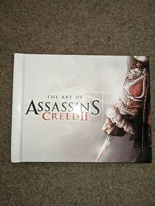 Assassin's Creed 2 II Game Ezio Art book - Just art book, no game, no statue