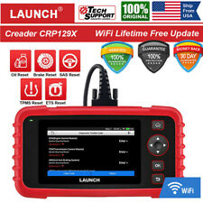 2020 LAUNCH CRP129X Automotive Scanner OBD2 Diagnostic Tool Oil TPMS EPB Reset