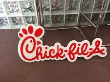 Chick-Fil-A Wall Sign