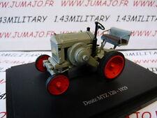 Tracteur 1/43 universal Hobbies DEUTZ MTZ 120 1929