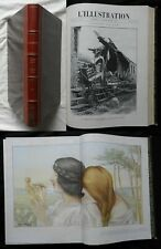 @ (Revue) L'ILLUSTRATION JOURNAL UNIVERSEL Année 1903 (Juillet à Décembre)
