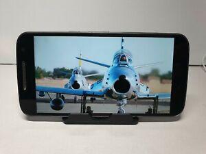 Lenovo Moto G4 (XT1622) 5,5 Zoll Smartphone 16GB 2GB RAM 13MP Kamera Android 7.0