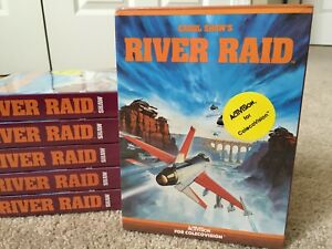 RIVER RAID  - COLECOVISION Video Game System NEW & SEALED !!
