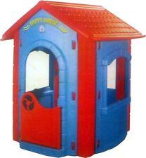 Casa Casetta Happy Hause per bambini in PVC Cm. 112 x 104 x 131