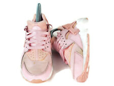 Nike Huarache Athletic Shoes Womens Size 6.5Y Light Pink #904538-600