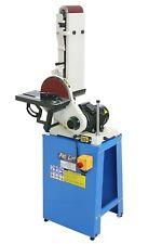 Bandschleifer Tellerschleifer Metall Holz Schleifmaschine Grinder BSSM6X9J 02289