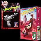 SHINEE KEY [BAD LOVE] 1st Mini Album SPACE RAY GUN/BOX SET CD+POSTER+P.Book+Card