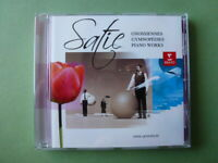 Erik Satie - Anne Queffelec, Piano - Gymnopedies, Gnossiennes - Erato - NM