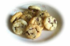 12 mini wax chocolate chip cookies,embeds,tart burner Free Shipping