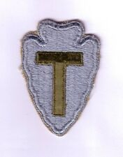 WWII - 36th INFANTRY DIVISION (Original patch)