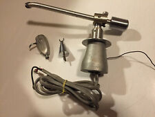 Rek o kut tonearm for thorens  garrard gate collins TURNTABLE WITH STABILIZER
