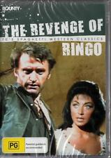 THE REVENGE OF RINGO - SPAGHETTI WESTERN - NEW & SEALED R4 DVD FREE LOCAL POST
