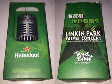 Linkin Park 2011 A Thousand Suns Taipei Concert Taiwan Box Promo Speaker not CD