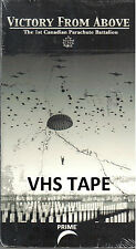 Victory From Above: The 1st Canadian Parachute Battalion  [VHS TAPE]