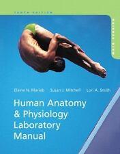 Human Anatomy and Physiology Marieb, Main Lab Manual 10th Edition Laboratory