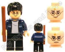 Lego Harry Potter Minifigure Sets 4840 4866 10217 w/ Wand!! 100% REAL