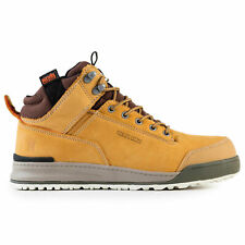 Scruffs T51449 Switchback Safety Boots for Man 10 UK Size - Yellow Tan