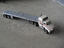 Matchbox CH600 Truck Cab with Flatbed 1/96 Scale Diecast LOOK