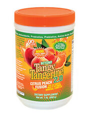 Beyond Tangy Tangerine 2 - 480g Multivitamin Mineral Amino Acids. Exp. Apr 2021