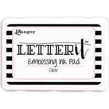 Ranger Embossing Pad Letter It LEI58809