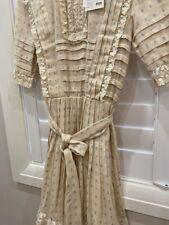 Zimmerman  Dot frill Dress Size 1/ Aus 10/ US 6