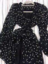 Zara Women's Long Sleeve Wrap Dresses