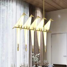 Modern LED Bird Pendant Lights For Living Room luminaires suspendus lustre