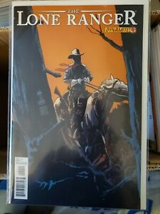 Lone Ranger Vol 5 #4 By Dynamite Entertainment Written by Ande Parks NM