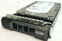 Dell 600GB 15K 6Gb/s SAS 3.5'' Hot Swap Hard Drive HDD W347K / 0W347K In Caddy