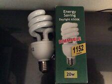Crompton Dimmable Energy Saving Bulbs