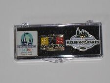 2015 Triple Crown Pin Ky Derby, Preakness Stakes & Belmont (American Pharoah)Set